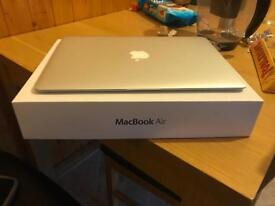 """MacBook Air 13.3"""" boxed in great 'as new' condition MS Office & Abode Illustrator"""