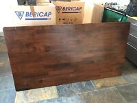 6ft Wood Dining Table