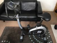 Stationary Bike, Exercycle Fulham - Bh Fitness Artic Upright Fitness Bike SW6