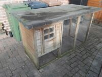 Quail, small animal/poultry house - FREE