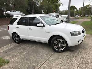 2005 Ford Territory GHIA 4X4 AWD LOW KS LOGBOOKS MAGS A1 TOW BAR. Sutherland Sutherland Area Preview