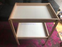 Ikea SNIGLAR changing table #2