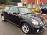 MINI Hatch 1.6 One (Pepper) 3dr£4,999 low mileage 2012 (62 reg), Hatchback