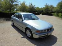 BMW 5 Series 520i SE (silver) 1998