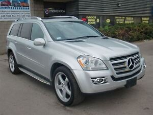 2008 Mercedes-Benz GL-Class GL550 AMG 4MATIC New Tires Accident