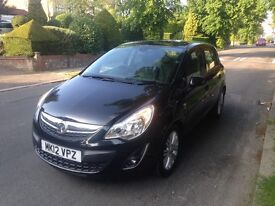 Vauxhall corsa 1.4 2012. Excellent conditions
