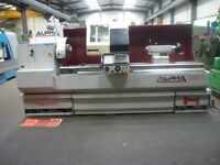 HARRISON ALPHA 500 SEMI CNC TEACH LATHE YEAR 1996