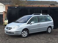 ★ CITROEN C8 2.0L + 7 SEATER + HUGE SPEC + ★ Similar to Grand Picasso