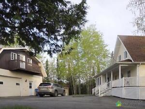 285 000$ - Maison 2 étages à vendre à Palmarolle