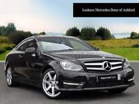Mercedes-Benz C Class C220 CDI AMG SPORT EDITION PREMIUM PLUS (black) 2015-06-05