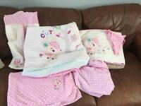 Dunelm Nursery Bedding Bundle