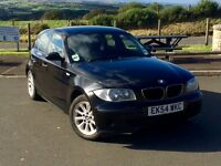 Good mileage BMW 1 Series 116i (54 Plate) - great condition, full service history