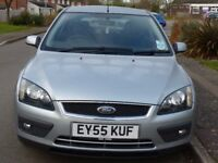 Ford Focus 1.6 Zetec [Climate Pack], very good condition, clean inside and out