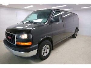 2014 GMC Savana 2500 1WT *ALLONGÉ*