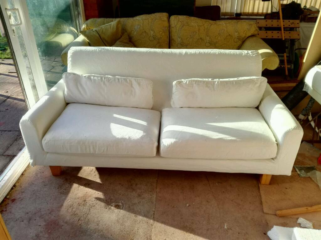Ikea Nikkala 3 Seater Sofa