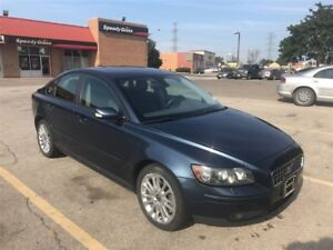 2005 Volvo S40 2.5L/Automatic/Only 141KL/Ontario Car/No Accident