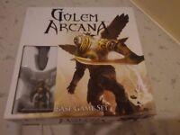 GOLEM ARCANA CORE GAME BOX SET