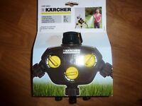 karcher 3-way tap adaptor (brand new)