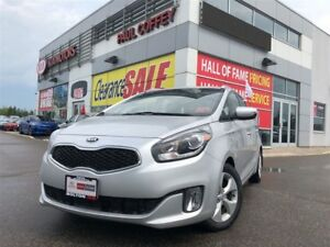 2016 Kia Rondo LX- LEASE RETURN, 7 SEATS, BLUETOOTH, HEATED SEAT