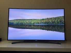 "Samsung 48"" Curved Smart 3D Full HD TV"