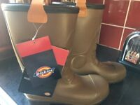 Dickies Ground Work Rigger boots Size 7 Brand new with labels