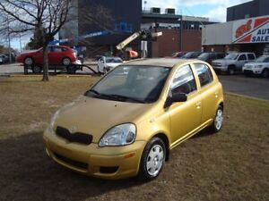 2004 Toyota Echo LE ~ LOW MILEAGE ~ GOOD ON GAS ~ CERTIFIED ~