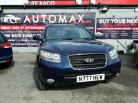 06 NEW SHAPE HYUNDAI SANTA FE AUTOMATIC 2.7 4WD 7 SEATER