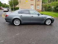 2005 BMW 5 Series 2.5 525d SE 4dr Automatic @07445775115 Automatic+Diesel+Navigation