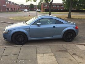 Audi TT 225 very clean drives lovely well looked after