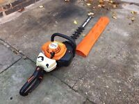 Stihl hs81 petrol hedge cutters