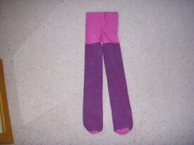 Girls tights Age 6-7 years