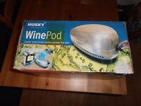 Wine Pod - for serving wine boxes at the right temperature