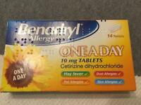 Benedryl Allergy One a Day