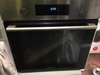 New Samsung oven built in