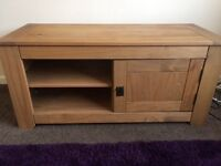 Solid wood tv cabinet and side board