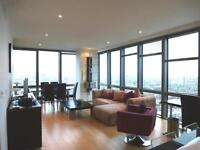 2 bedroom flat in No.1 West India Quay, 26 Hertsmere Road, London, E14