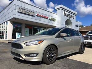 2015 Ford Focus SE,SUNROOF,BACK UP,ALLOYS,