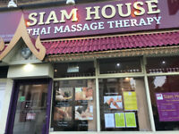 Welcome to Siam House - the home of authentic traditional Thai Massage