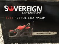 Sovereign Petrol Chainsaw for sale ***BRAND NEW***