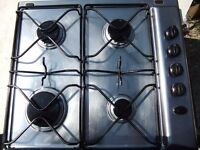 Ignis AKL710ix Stainless Steel Gas Hob