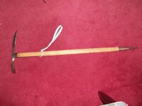 Vintage Climbers Ice Axe Made in Austria 90 cm Long