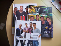 JLS annuals and story so far £8