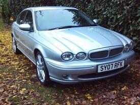 Jaguar X-type Sport D (aluminium silver) 2007