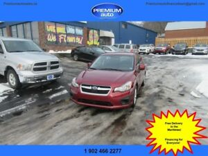 2014 Subaru Impreza 2.0i $120 B/W oac