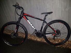 Giant ATX medium frame mountain bike
