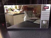 Digital Microwave Stainless steel