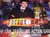 Dr Who Board Game, BBC new & sealed
