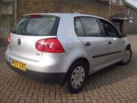 VW VOLKSWAGEN GOLF 1.9 TDI SE NEW SHAPE 57 REG DIESEL ••••••• 5 DOOR HATCHBACK