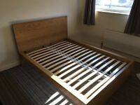 IKEA double bed frame 2 available