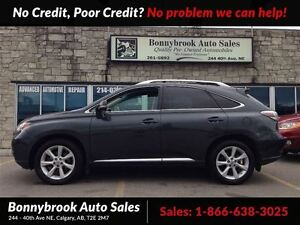 2010 Lexus RX 350 ACCIDENT FREE Ventilated Seats bluetooth backu